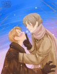 No kiss when its freezing by INRIsan