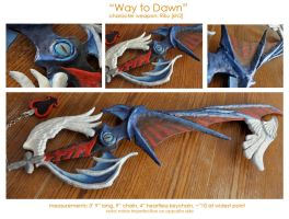 for sale: Way to Dawn keyblade by Inspiral