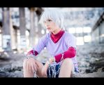 Killua Zaoldyeck by MadeinPlute