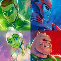 GLTAS Space family by lorna-ka