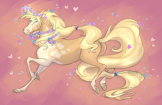 Spring time by VanyCat