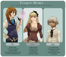 TV Tropes Meme by Dhirento