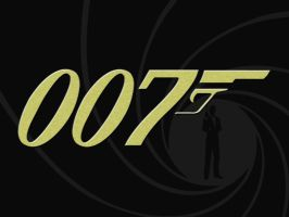 007 Logo Gold by Wolverine080976