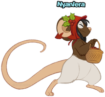 [TFM] C.Commission - Nyanlera by AidenMonster