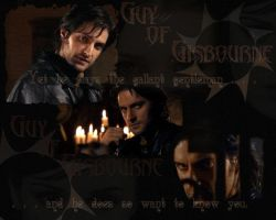 RH: Guy of Gisbourne Wallpaper by d-fly