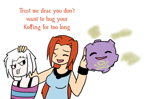 dat koffing by Sixala