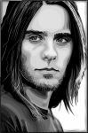 Jared Leto by monkeymintaka