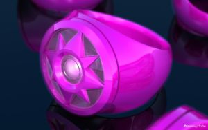 Star Saphire Ring by JeremyMallin