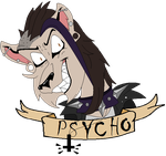 'Psycho' by Terranout