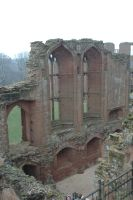 ruined castle 7 by BlissStock