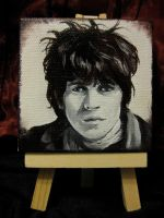 Young Keith Richards by BrittneyWest