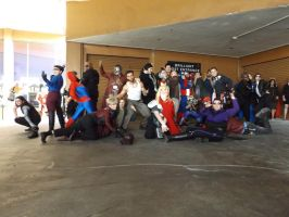 Marvel Cosplay by archangelselect