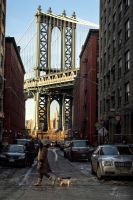 DUMBO Brooklyn by Jonathan-Flash