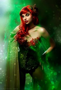 Poison Ivy by nazflo2007