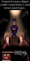 Batgirl Challenge by Bigfootfantasies