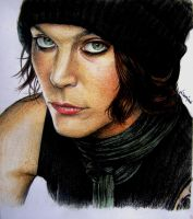 Ville Valo by Dewilish