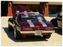 A Sharp 1967 Pontiac Firebird by TheMan268