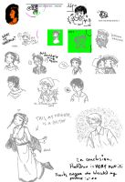 APH: FlockDraw silliness by Kaede-chama