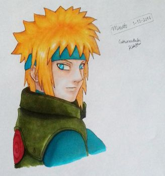 The Hokage Who Was A Hero by catherineandri