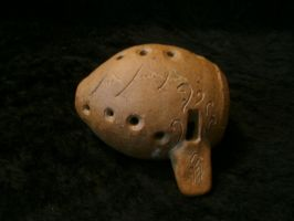 Mountain Ocarina by Larcivus