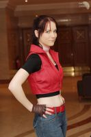 Miss Redfield by Leonie-Heartilly