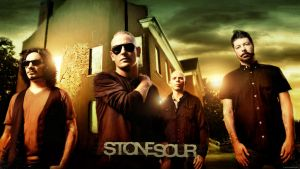 STONE SOUR - Wallpaper by bob-eisenkolb