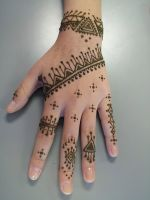 North African Henna by IzzyLawlor