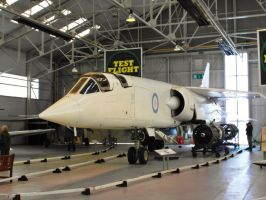 TSR-2 - RAF Cosford by PhilsPictures