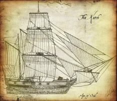 Age of Sail V by CdreJohnPaulJones