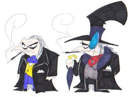 Mister Cobblepot by SpiketheKlown