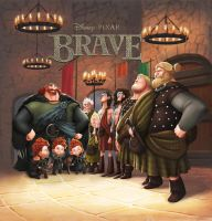 Brave lords and lads cover by JPRart