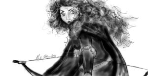 Merida by fullimperfection