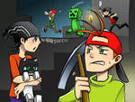 KevEdd_Let's Minecraft by aulauly7
