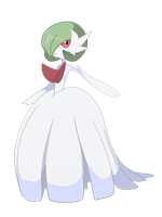 Mega Gardevoir by dburch01