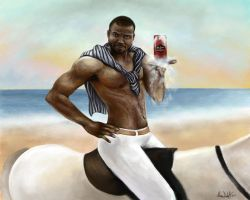 Old Spice Man by ChangesHappen