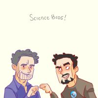Science Partners by IncenteFalconer
