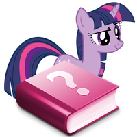 Twilight's Help Book by FelidaeSilvestris