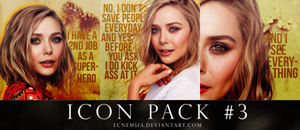 Icon Pack #3 by ecnemsia