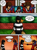 IJGS: Soul Silver Edition - Chapter 1 Page 5 by BlazeDGO