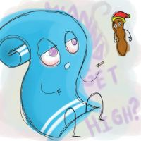 Towely the Towel and Mr. Hanky by So-and-so456