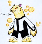 48. Solar-Bear by JakRabbit96