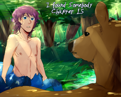 I found Somebody chapter 15 (Story link inside!) by dratinigirl