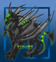 Evallon by anonshi