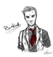 BioShock Infinite:Booker by MemQ4