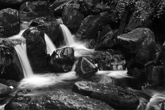 Torc Waterfalls by Tigerle