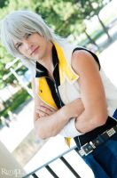Riku - Strong by Zack-Fair-7