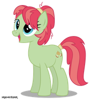 Apple Dumpling by DragonChaser123