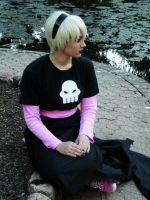 Rose: Chill out by the lake. by Vandermosh