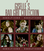 G's Bad Girl Collection by sonelf