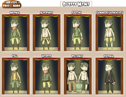 HPM: Todd Outfit Meme by ElfSama
